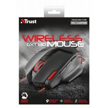 Trust Mouse - Gxt 13020687