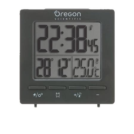 Oregon Orologio / Sveglia / Meteo - Rm511 Grigio