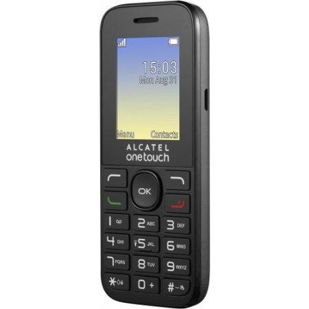 Alcatel Cellulare - 1016dnero