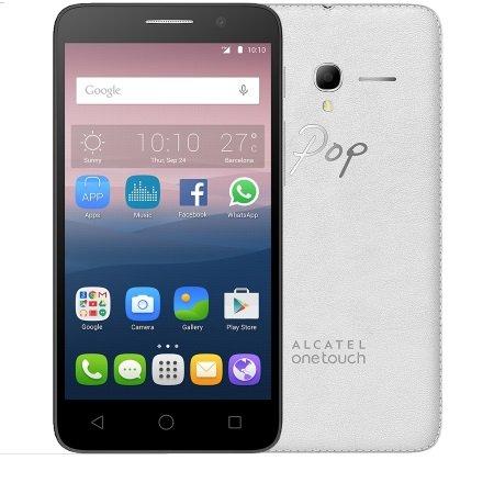 "Alcatel Dual SIM / 4G LTE / Wi-Fi - Pop 3 5"" White"