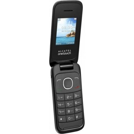 Alcatel Cellulare Dualband - Ot-10.35dgrigio