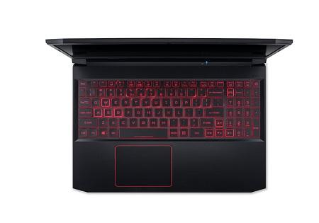Acer Notebook - Processore Intel Core i7 - 10750H - An515-55-745w