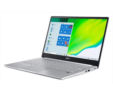 "Acer Swift 3 Notebook intel Core i7 Computer portatile 14"" - SF314-59-794T Silver"