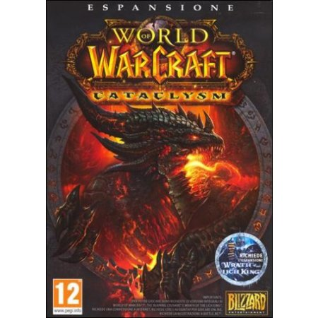 Activision - Pc World Of Warcraft Cataclysm
