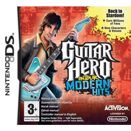 Leader - Ds Guitar Hero On Tour Modern Hits nds-ghmhs