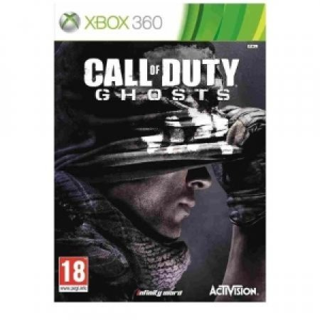 ACTIVISION - CALL OF DUTY GHOSTS XBOX360