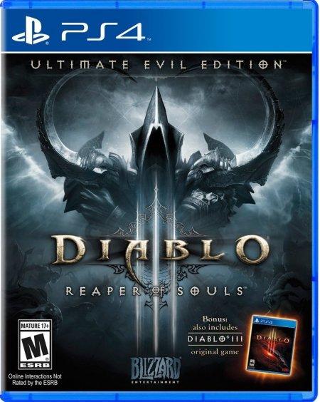 Activision - Diablo 3 Ps4