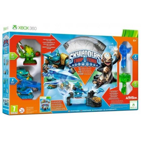 Activision - Xbox 360 Skylanders Trap Team Starter Pack 87031is