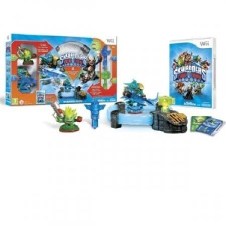 ACTIVISION - SKYLANDERS TRAP TEAM ST.PACK WII