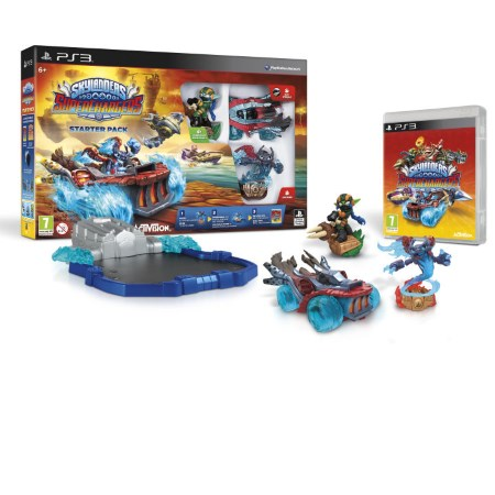 Activision Gioco Skylanders SuperChargers - Skylanders Superchargers Starter Pack PS3