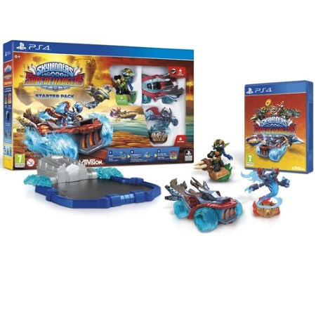 Activision Gioco Skylanders SuperChargers - Skylanders Superchargers Starter Pack PS4