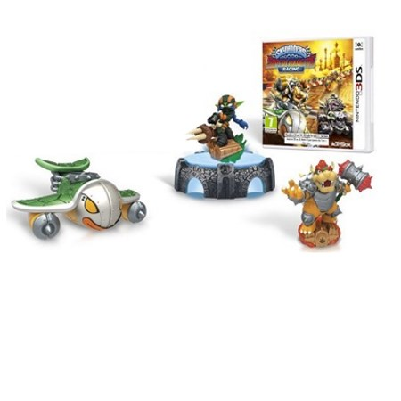 Activision Genere: Gioco di ruolo - Skylanders Superchargers Starter Pack 3DS