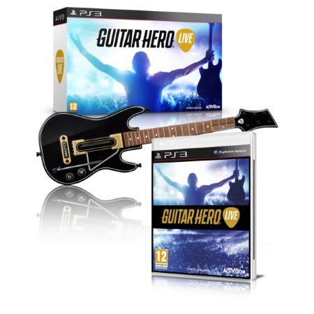 Activision Genere: Social Game - Guitar Hero Live PS3