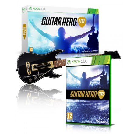 Activision Genere: Social Game - Guitar Hero Live XBOX360