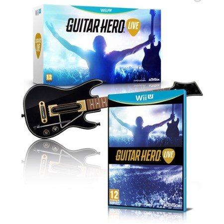 Activision Genere: Social Game - Guitar Hero Live WiiU