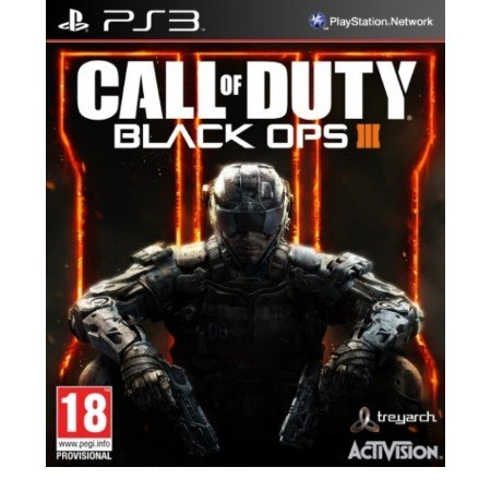Activision - Call Of Duty Black Ops III PS3