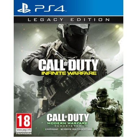 Activision - Ps4 Call Of Duty Infinite Warfare Legacy Edition