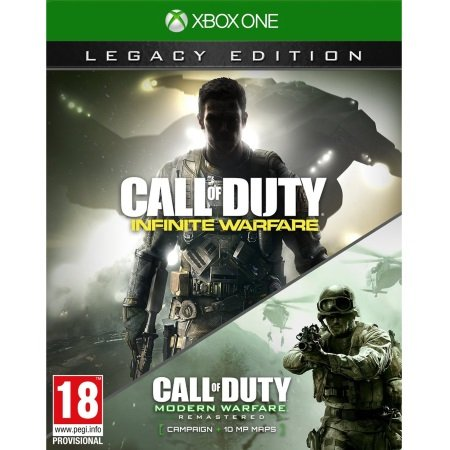 Activision - XBOX ONE Call Of Duty Infinite Warfare Legacy Edition