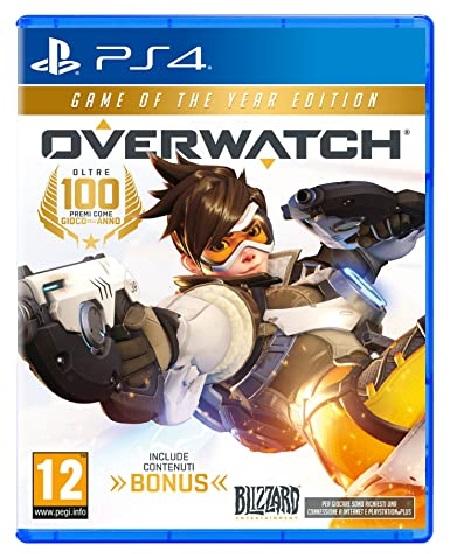 Activision Overwatch GOTY Genere: Sparatutto - 88127it