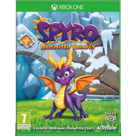 Activision Gioco adatto modello xbox one - Xbox One Spyro Trilogy Reignited 88242it