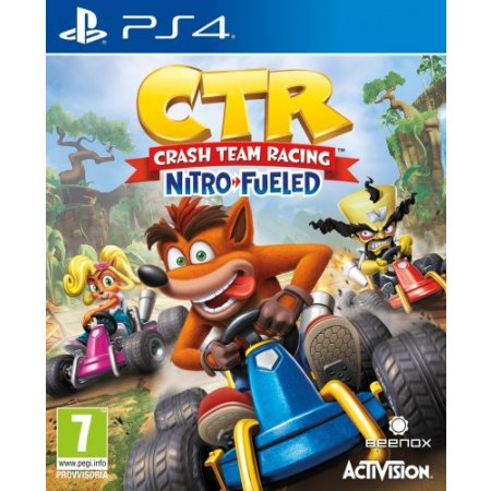 Activision Gioco adatto modello ps 4 - Ps4 Crash Team Racing Nitro-fueled