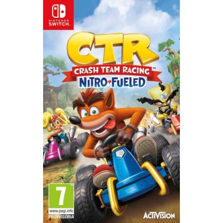 Activision Gioco adatto modello switch - Switch Crash Team Racing: Nitro-fueled