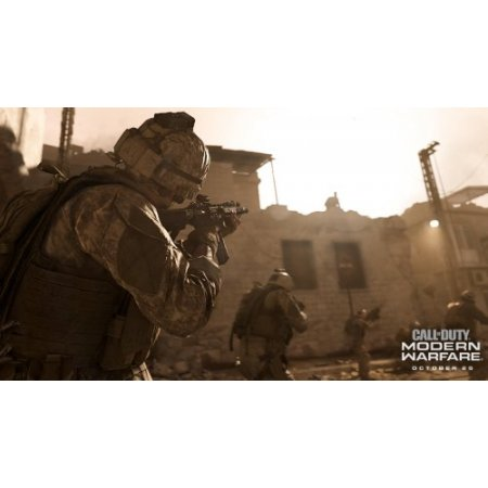 Activision Gioco adatto modello ps 4 - Ps4 Call Of Duty: Modern Warfare