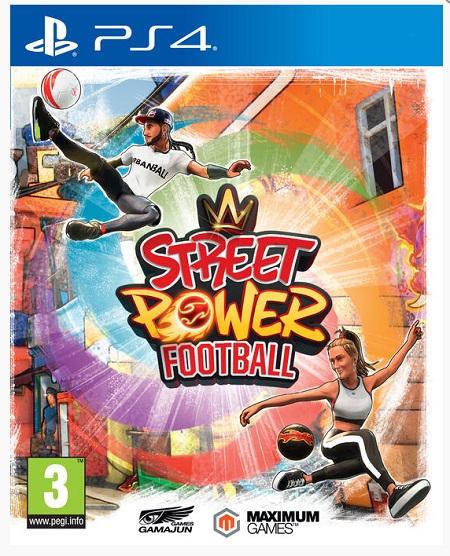 STREET POWER FOOTBALL PS4 Street Power Football