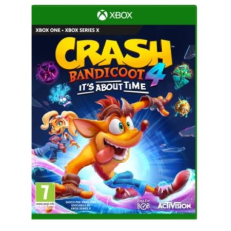 Activision Crash Bandicoot 4 It´s about time IT Gioco 78550it xbox one