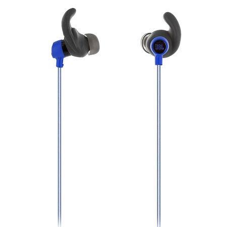 JBL Auricolari con microfono analogico - Reflect Mini BLU