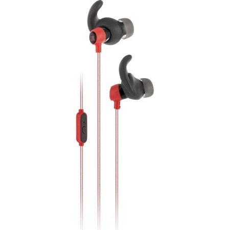 JBL Auricolari con microfono analogico - Reflect Mini RED