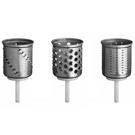 Kitchenaid - Set 3 Cilindri per Grattugia EMVSC