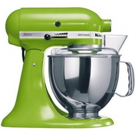 Kitchenaid Impastatrice 300 w - Artisan 5ksm150psega Verde
