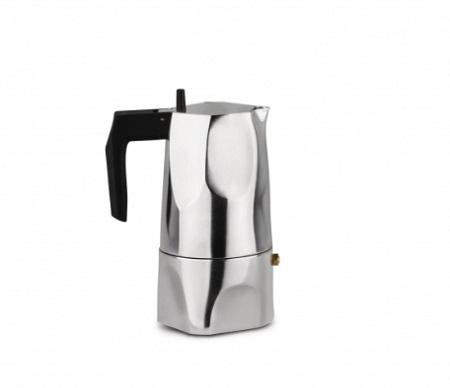 CAFFETTIERA 3TZ. Caffettiera espresso in fusione di alluminio