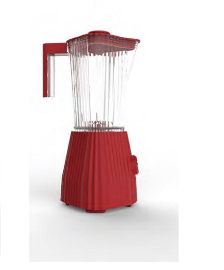 Alessi S.p.a. - Mdl09 R Plissé Frulatore Rosso