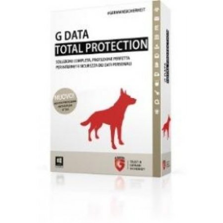 G-data - Total Protection 2014 72123