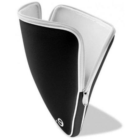 "Beez Custodia pc portatile fino 15 "" - Lrmu15bw Bianco-nero"