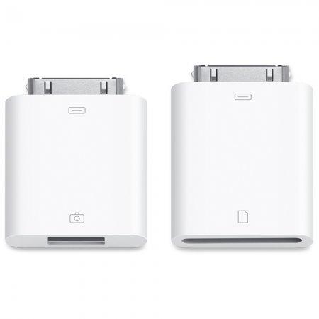 Apple Coppia adattatori iPad Camera Connection Kit - CAMERA CONNECTION KIT PER IPAD