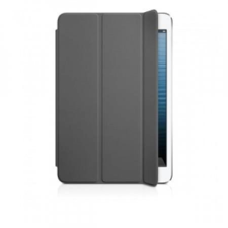 APPLE Custodia per iPad Mini - SMART COVER PER IPAD MINI DARK GREY