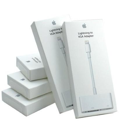 Apple Compatibili: iPhone 5, iPod 5th, iPad 4th, iPad mini - Md825zm/a