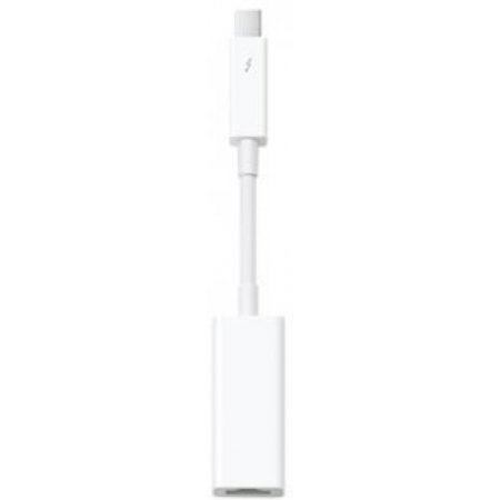 Apple - Adattatore da Thunderbolt a Gigabit Ethernet - Md463zma