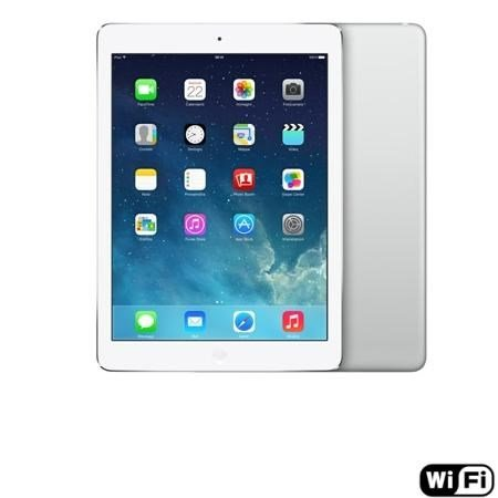 APPLE - IPAD AIR WI-FI 16GB SILVER