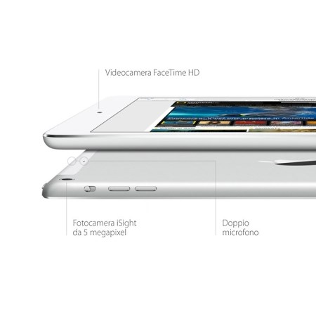 APPLE Wi-Fi - IPAD AIR WI-FI 16GB SILVER