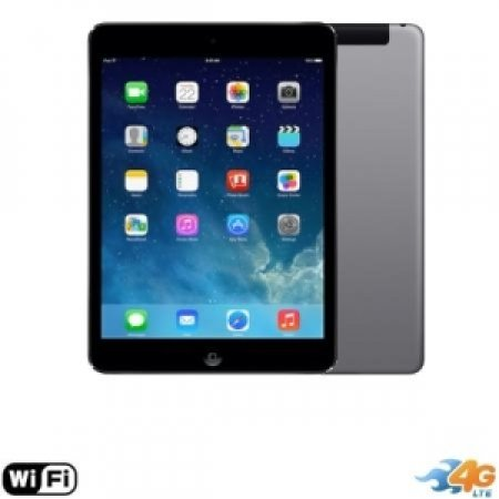 APPLE - IPAD AIR WI-FI+CELL 16GB SPACE GREY