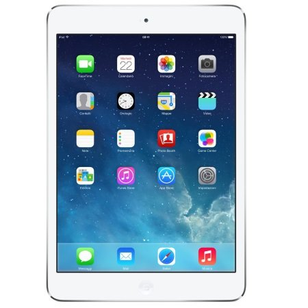 Apple - iPad Mini Retina Cell 32GB Silver - ME824