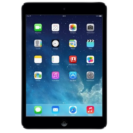 Apple - iPad Mini Retina Cell 32GB Dark Grey - ME820