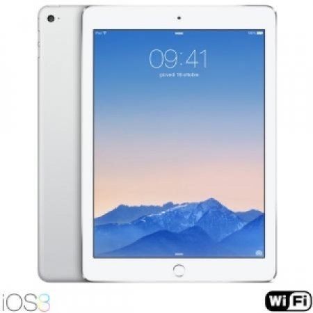 APPLE - IPAD AIR 2 WI-FI 128GB SILVER