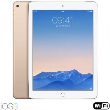 APPLE - IPAD AIR 2 WI-FI 128GB GOLD