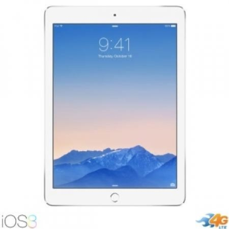 APPLE - IPAD AIR 2 +CELL. 128GB SILVER