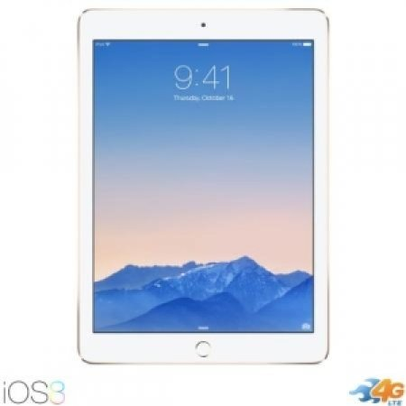 APPLE - IPAD AIR 2 +CELL. 128GB GOLD